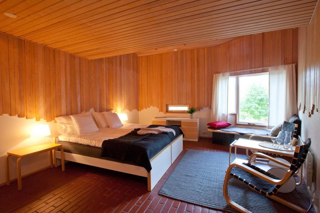 hotel vartiosaari habitacion doble