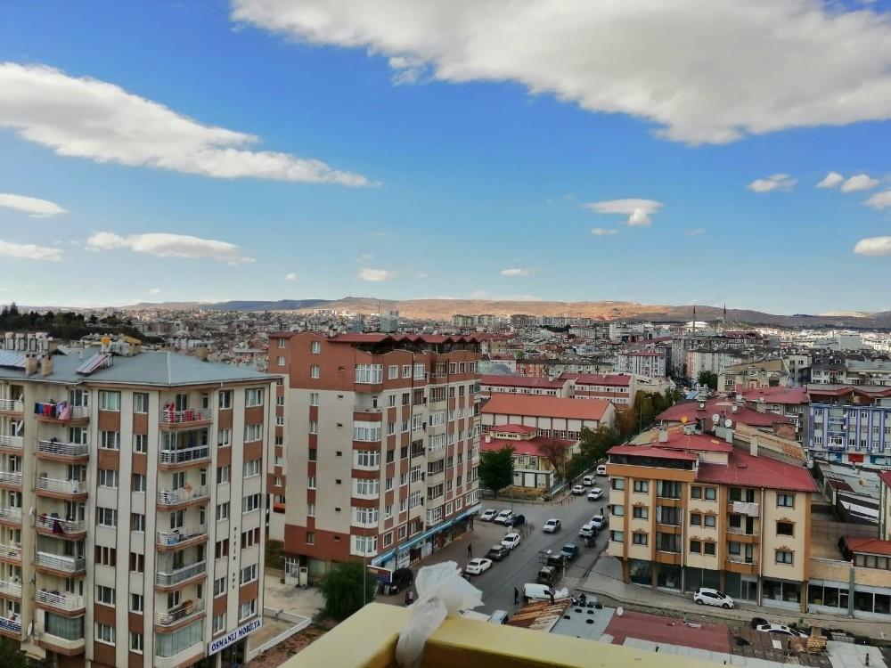 Sivas'ta 2020'de satılan konut sayısı 10 bin'i geçti