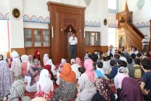 Sivas'ta Kur'an kurslarına yoğun ilgi