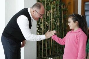 Çocuklar istedi, Başkan talimat verdi