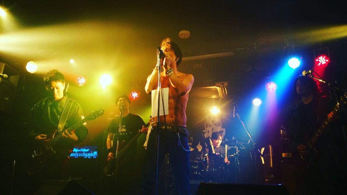 siveL's 大阪で初LIVE