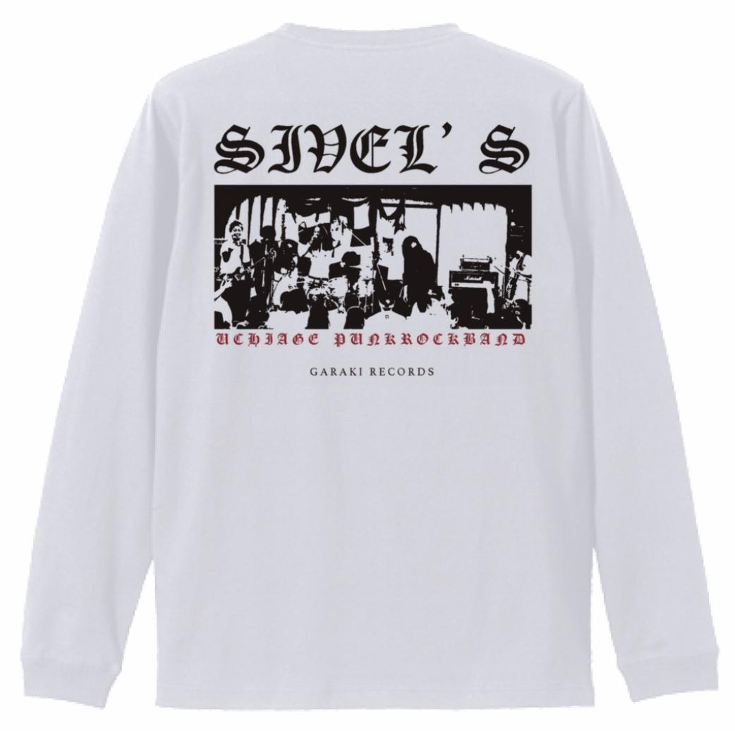 siveL's 新作Tシャツ登場