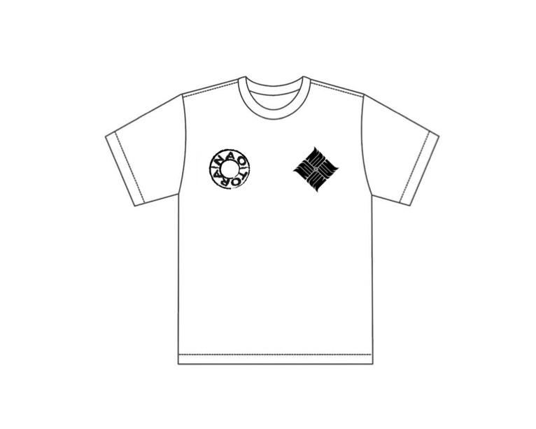 谷井直人x藤原純Tシャツ
