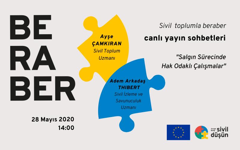 BERABER | Ayşe Çamkıran & Adem Arkadaş Thibert