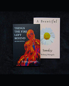 Poetry book by Bokang