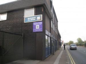 Birmingham City Mission