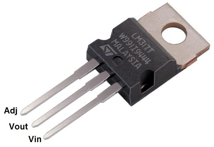 Linear Voltage Regulator Circuit