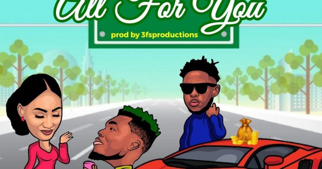 Camidoh ft Medikal All For You