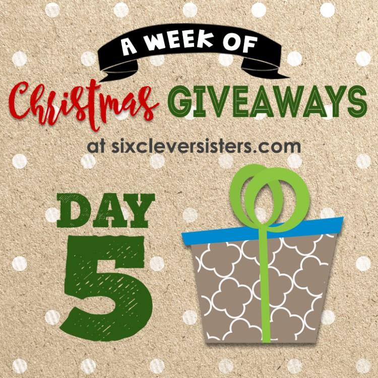 Christmas Giveaway #christmas #giveaway #gift #idea