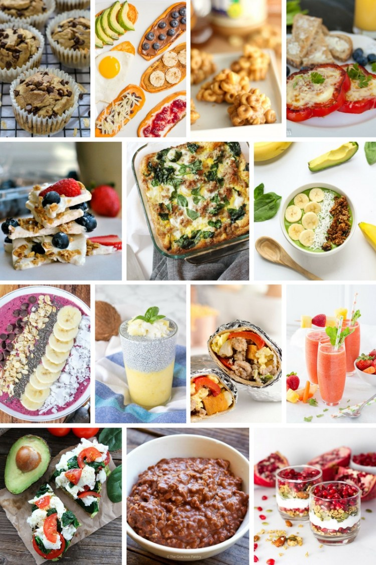 SixCleverSisters | Healthy Breakfast Recipes | Breakfast Recipes | Healthy Eating | Protein-packed Breakfasts | Start your morning off right with a healthy and nutritious breakfast!
