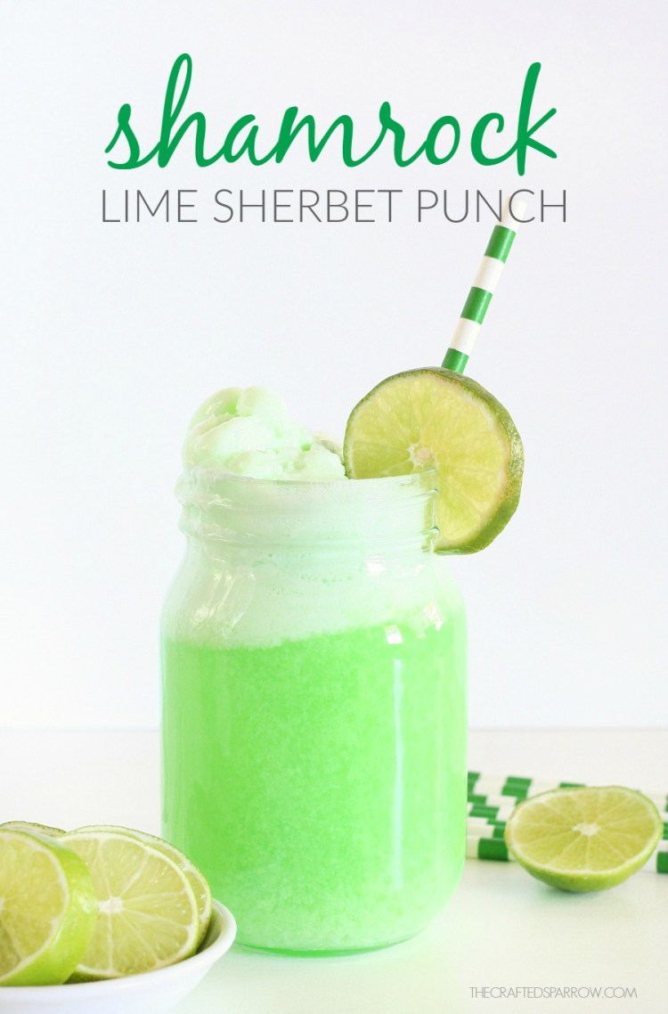 | St. Patrick's Day | St. Patty's Day | St. Patrick's Day Party Decor |St. Patrick's Day Dessert | This compilation of 13 different DIY ideas and recipes at sixcleversisters.com will help you host the best St. Patrick's Day party . . from shamrock streamers to Irish cream coffee creamer to Dublin coddle to green whoopie pies!