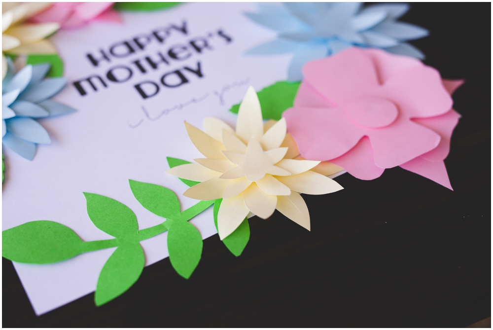 Mothers Day Crafts For Kids Free Printable Templates Six
