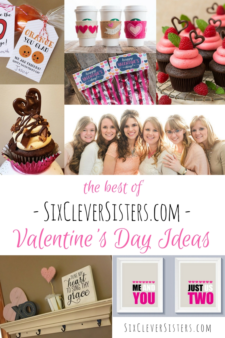 Valentine's Day | Be Mine | Printable Valentine | Valentine Recipe | Happy Valentine's Day | Valentine's Day Treat | Valentine | Kids' Valentines | Find everything you need to get your Valentine's Day game on point! Visit SixCleverSisters.com for more!