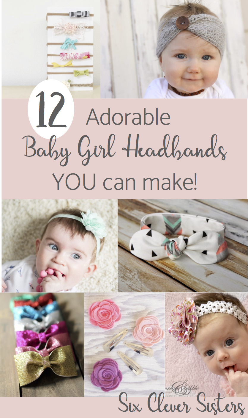 How to sew a womens headband in 20 minutes