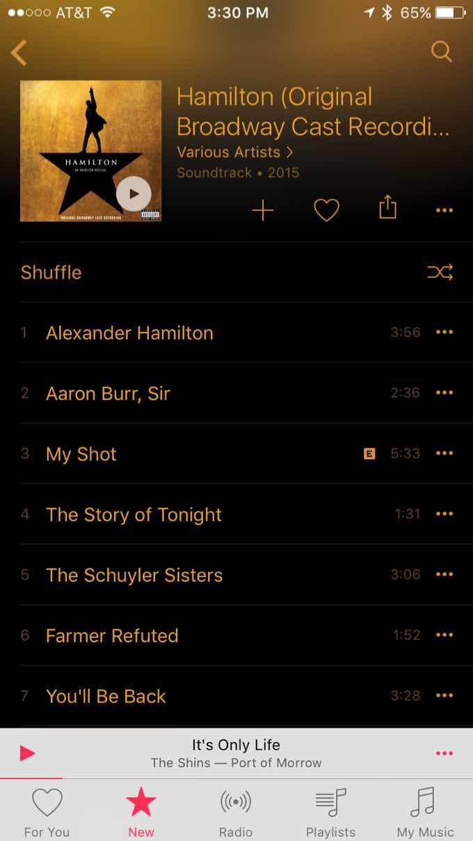 Apple Music catalog