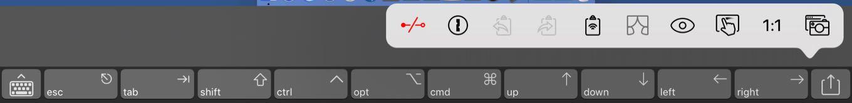 Screens 4 Toolbar