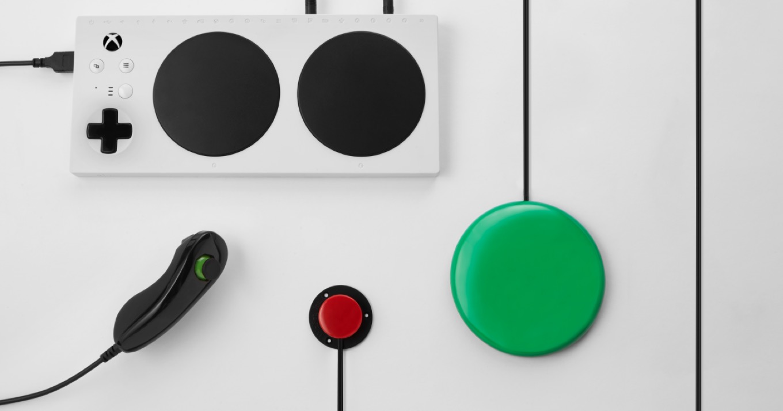 Xbox Adapative Controller