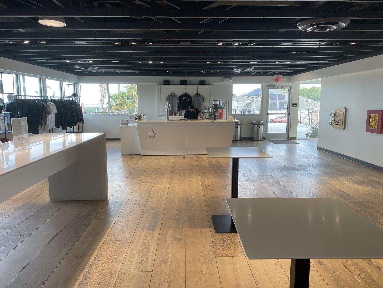 Tesla Lounge