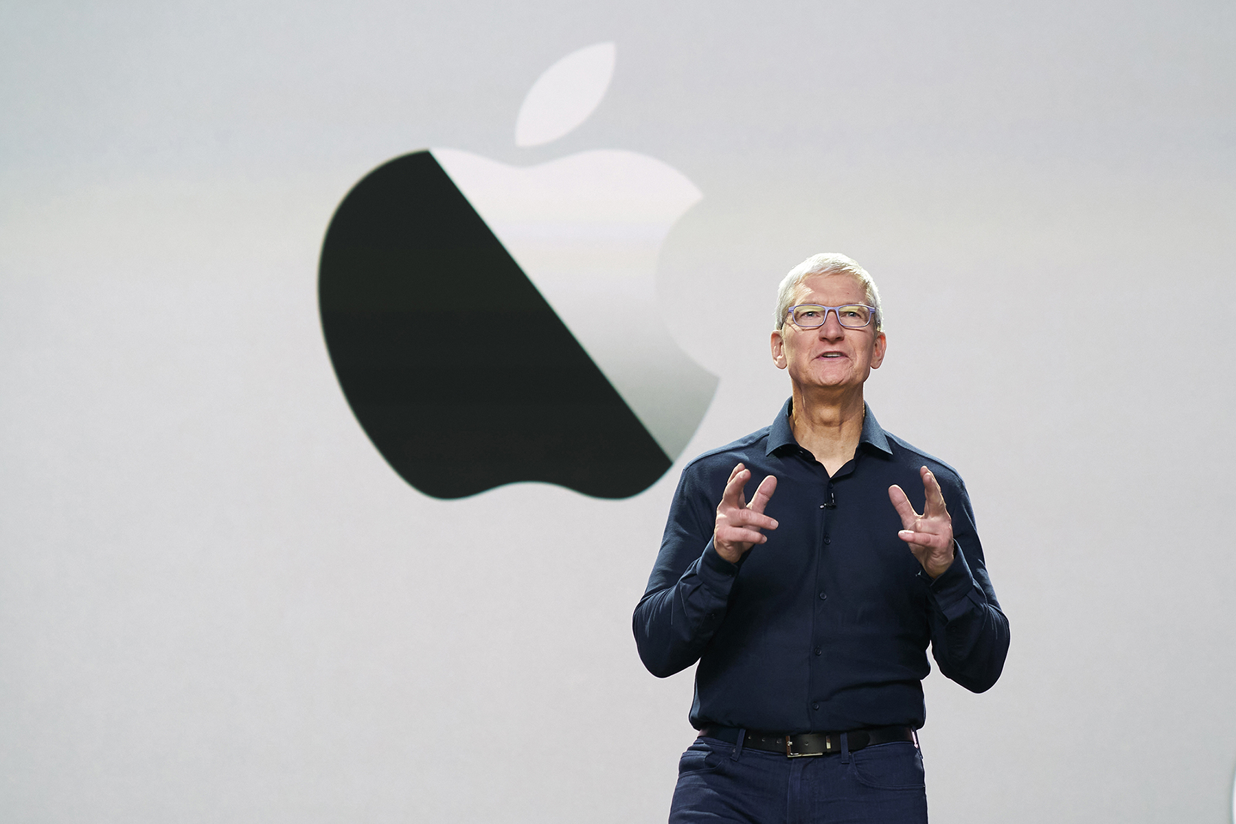 What does Tim Cook have up his sleeves this year?