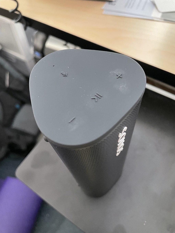 Sonos Roam controls