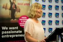 Mayor, Denise Knight launching the Digital Innovation Challenge 2016