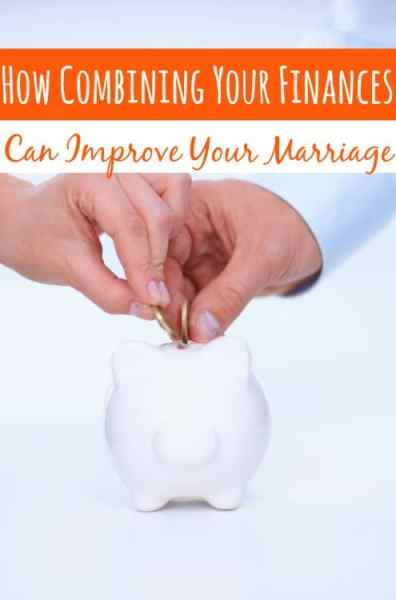 Do you and your spouse have separate bank accounts? You should combine them! Why? Because combining your bank accounts can improve your marriage and I'll show you how!