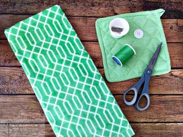 easy-diy-kitchen-towel-supplies