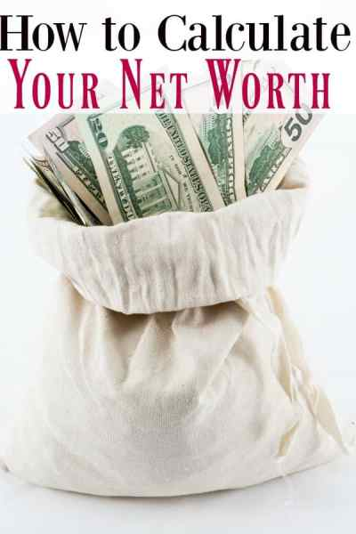 How much are you worth? Learning how to calculate net worth is one of the foundations of personal finance. Let me show you how to figure out your net worth easily and explain why you should! You might just be surprised at how much you're worth!