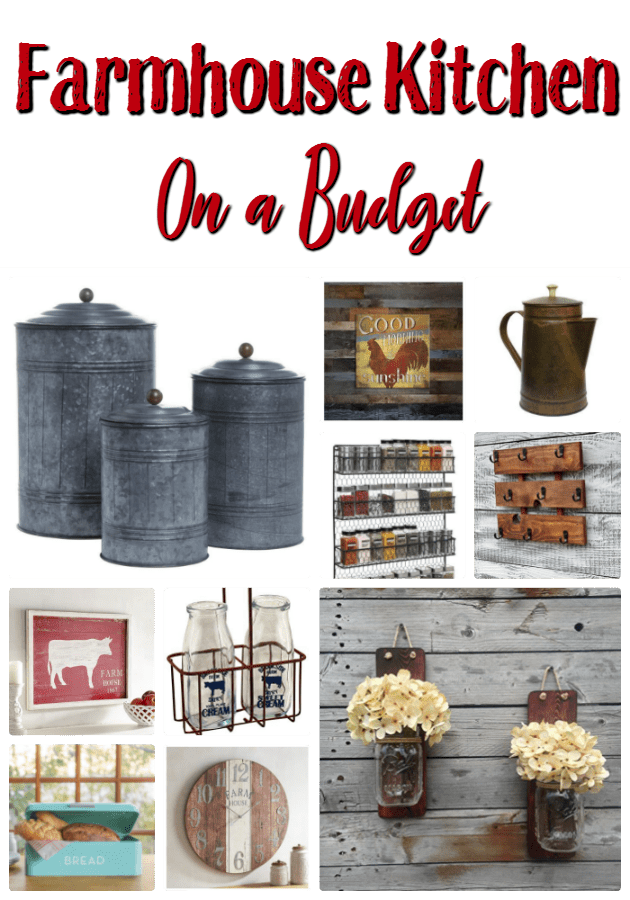 decor for kitchen amazon cart get the look less farmhouse that won t break ready to decorate your you ll love these accessories