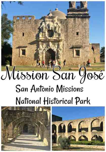 Free Things to Do in San Antonio - Looking for a few free things to do in San Antonio? Make sure to check out the San Antonio Missions National Historic Park and Mission San José! Learn about a piece of Texas State History and enjoy the day for FREE!