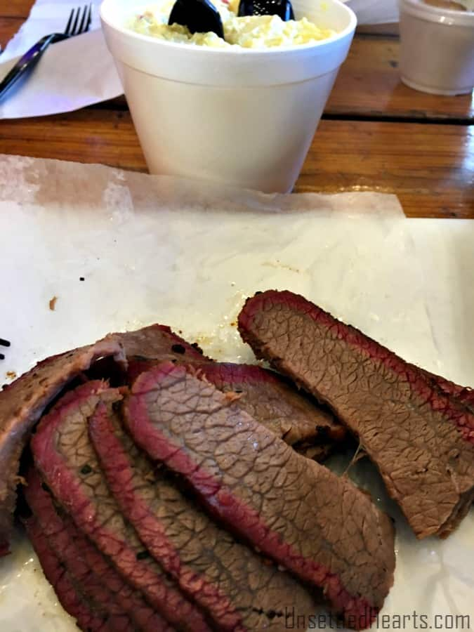 Texas BBQ in Austin - Looking for great BBQ in Austin for a few things to do in Texas? You're going to want to check this out!