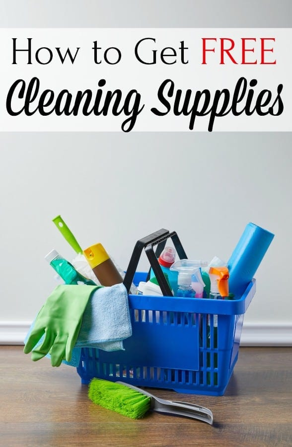 One of the easiest ways to save money on groceries is by finding free cleaning supplies! These tips will help you find the best cleaning products totally free! You can even score natural cleaning products free!