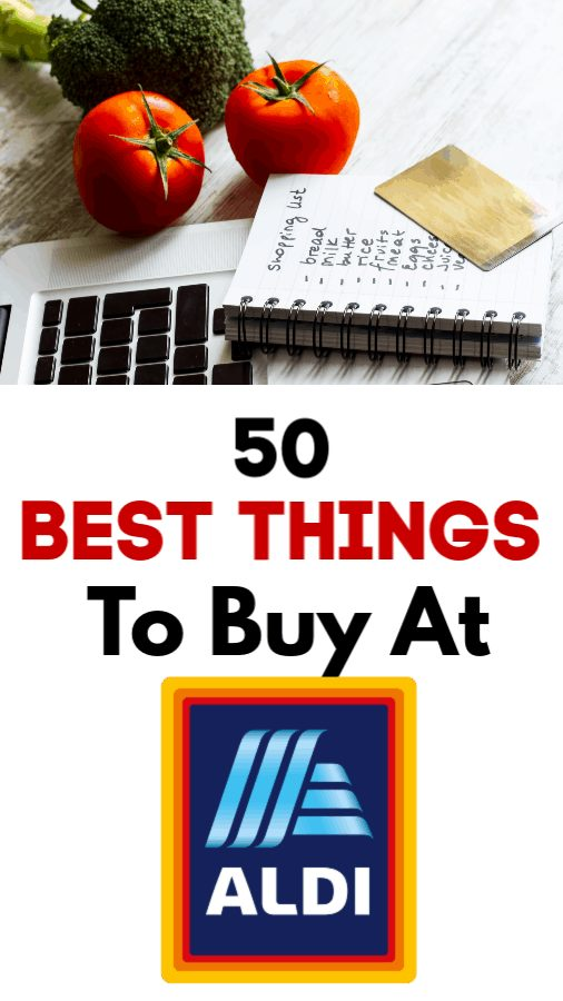 What to buy at Aldi - New to shopping Aldi? Make sure you grab the very best things to buy at Aldi! They're cheaper, taste amazing and your family (and grocery budget) are sure to love them!