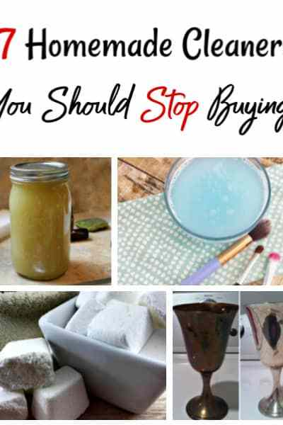 Stop buying expensive and toxic cleaners and start cleaning with essential oils! These homemade cleaners with essential oils are simply the best of the best! If you've been looking for recipes for cleaning with essential oils, make sure to add these to your list!