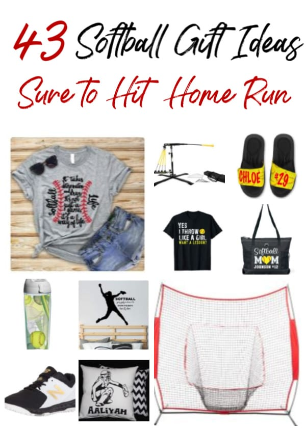 43 Softball Gift Ideas For Players And Fans Six Dollar Family Gift Guide