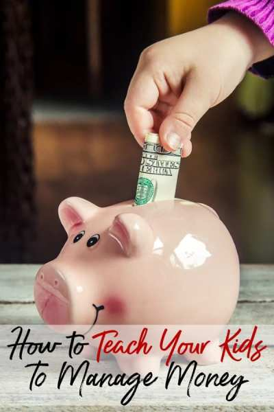 Knowing how to manage their money is one of the most important things you can teach a kid. Let me show you how to easily teach kids to manage money.