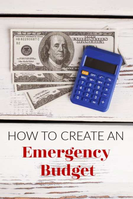 Is your budget ready for an emergency? If not, let me help walk you through how to create an emergency budget step by step! You never know when you might need it.