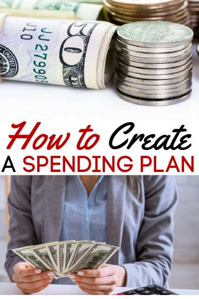 Not every family needs a full monthly or weekly budget. For some, a personal spending plan is a much better choice. Learning how to create a spending plan is not hard at all. In fact, it's much easier than learning how to create a budget!
