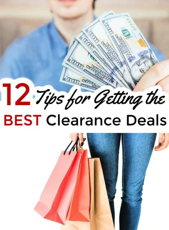 Clearance shopping is a fantastic way to save money on the things you need, but if you're not careful, you can spend more money than you think. These tips for shopping clearance sales are just what you need to help you make sure that never happens!