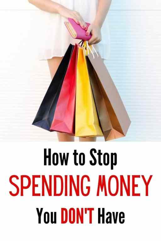 Always finding yourself broke? Check your spending! If you're overspending, these tips and tricks will help you stop spending money on unnecessary things quickly and painlessly. You might just be surprised at how much money you have!
