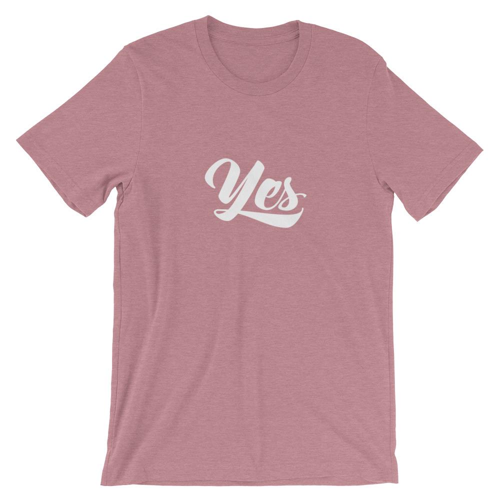 Yes Tshirt