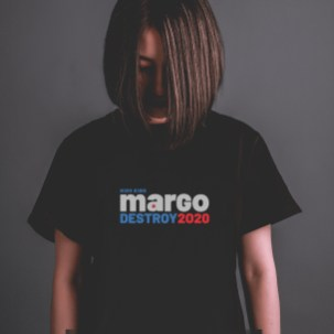Margo Destroy 2020 Crewneck