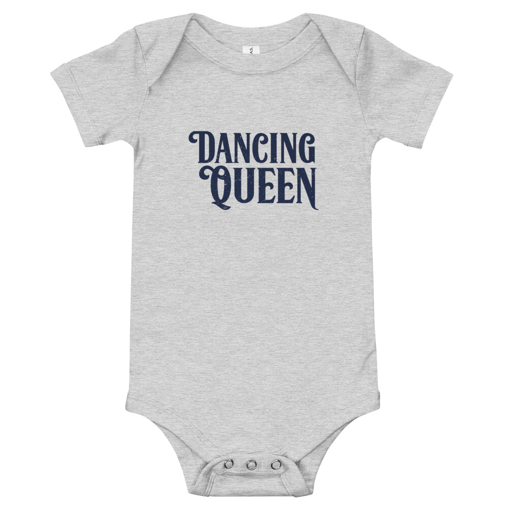 Dancing Queen Baby Bodysuit