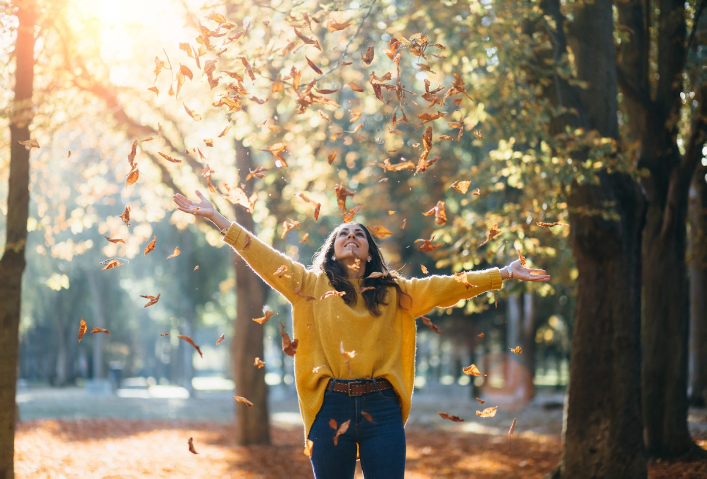 Have a Healthier Fall with Chinese Medicine