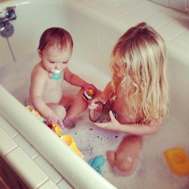 New bath toys
