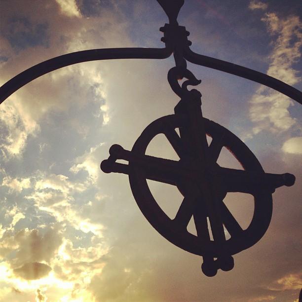 Well wheel