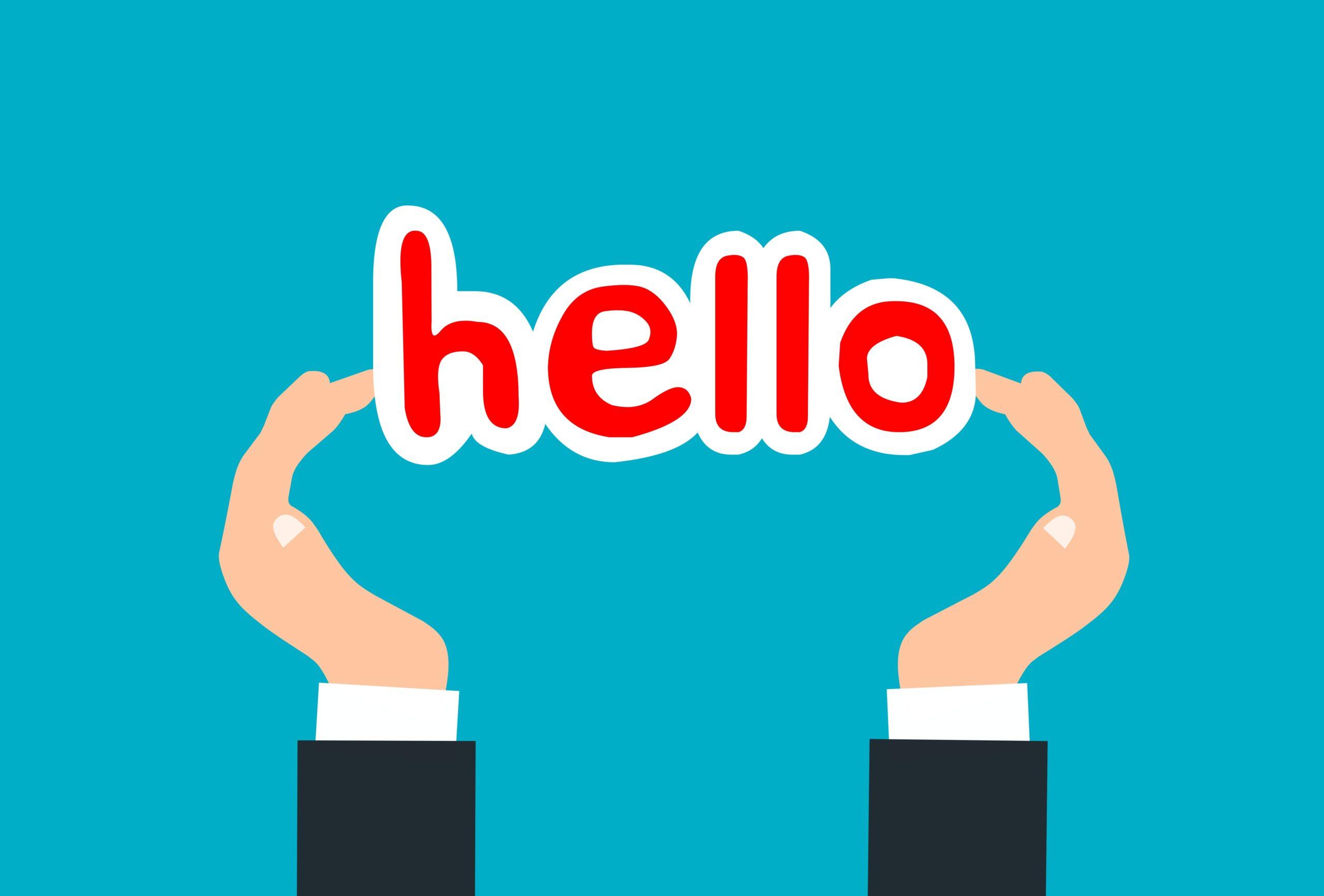 Bienvenue sur notre nouveau site