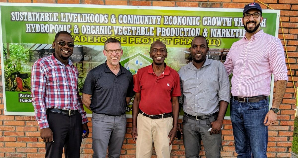 Farmer-to-Farmer Crew in Guyana