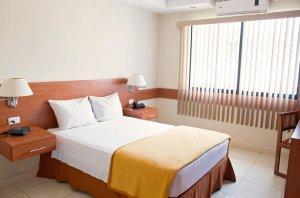 Hotel CentroAmericano - standard room
