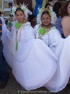 Chiriqui Dancers